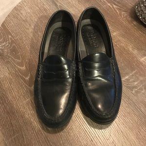 Men's Rockport loafers black